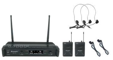 Bezdrôtové mikrofóny - Batic BM-U752NK Kit