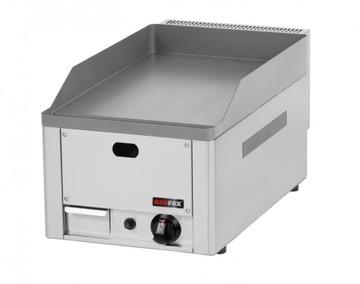 Plynová grilácia fth-30g hladká 33x48cm