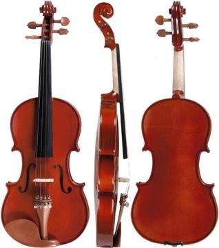 Violin 4/4 M-Tunes No.150 Drevený - študent