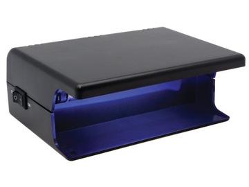 UV BANKNOTE TESTER Ultrafialová lampa Zluv220