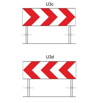 U3c U3D U-3C U3C U3D U-3D 1800x600mm F1