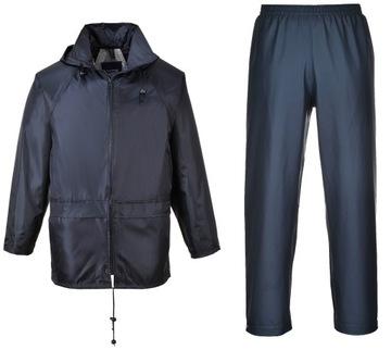 Dažďová odevná bunda s nohavicami