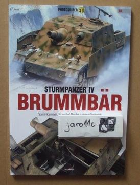 Sturmpanzer IV Brummbär - fotosjan