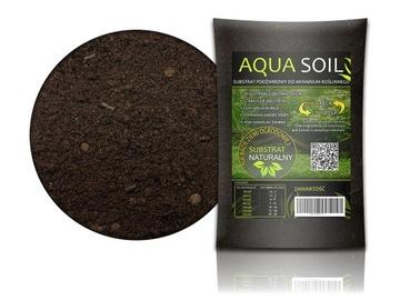 Aqua Substrát na báze záhradného pozemku 1L