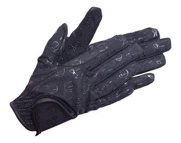 Detské jazdecké rukavice Riders Trend XXS