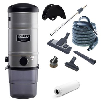 Centrálne vysávač Beam SC335 Platium