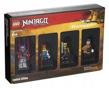 LEGO NINJAGO SADA 5005257 OBMEDZENÉ MINIFIGURY
