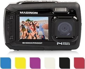 Fotoaparát Digitálny 2xLCD 20MPX32GB