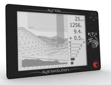 Variometer SIRIDE - SYS'EVOLUGING - GPS Variometer