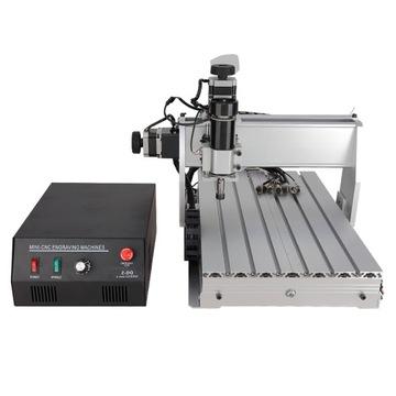 CNC 3040 3D 4D USB 500W + PROBE + FV23%