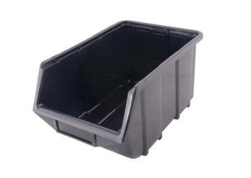 Sklad Kontajner ECOBOX 350x220x160 čierna