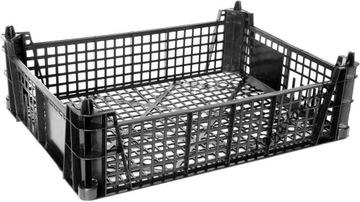 Prípadový kontajner Plastový kôš Košík 40x30x12