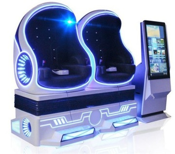 Kino 9D VR - 9D VR Simulator Nový model
