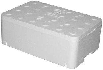 FB170 Styrofoam Box Termobox - Fischbox 33L