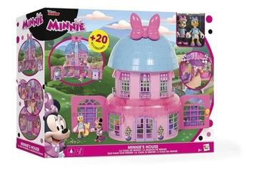 Roztomilý domček Minnie Mouse Disney Originálny NOVINKA