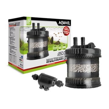 Aquael Multikani 800 externý filter pre akvárium