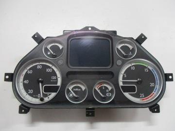 Приборка панели приборов панель приборов daf 105 xf 85 cf европа 5, фото