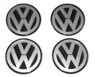 Vw 70mm эмблемы наклейки значки- колпаки диски, фото