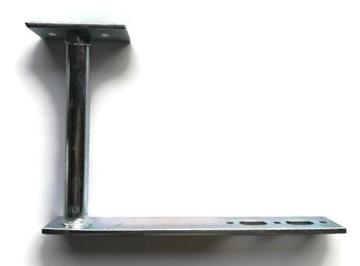 Монтажная опора - регулируемый монтаж окон и дверей