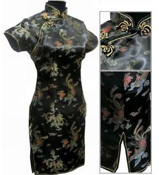 Chinskie w Sukienki Moda damska na Allegro.pl