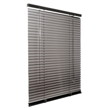 Жалюзи для алюминиевых окон 80x175см, 25мм