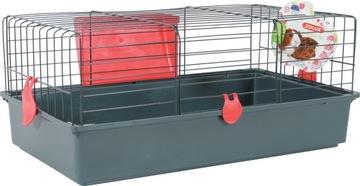 Zolux Classic Cage + Rabbit Feeder Pig 70 см