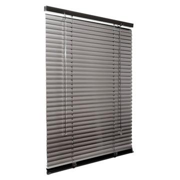 Жалюзи для алюминиевых окон 160x220см, 25мм