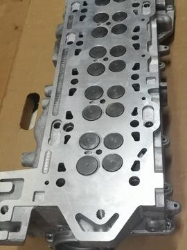 Головка двигателя volvo xc60 s80 d5244t d5 185km 2.4, фото 0
