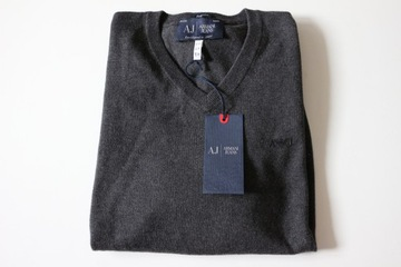 Armani Jeans sweter rozm XL Łódź mega wyprzedaż
