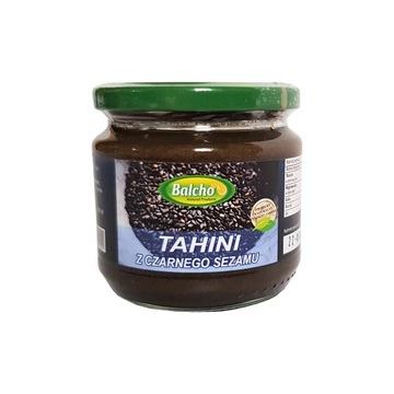 Черная кунжутная паста BALCHO TAHINI SESAME