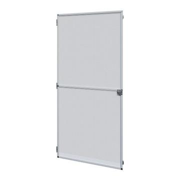 Дверная москитная сетка на петлях 120х220 см.