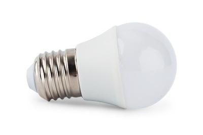 Żarówka LED E27 SMD 2835 CIEPŁA 720lm 8W 80W KULKA