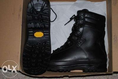 Buty górskie wojskowe 928/MON  gore-tex