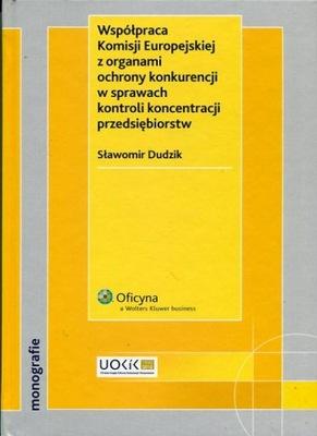 Współpraca KE z organami ochrony konkurencji NOWA