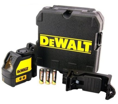 DeWalt DW088K лазерный перекрестный уровень лазерный