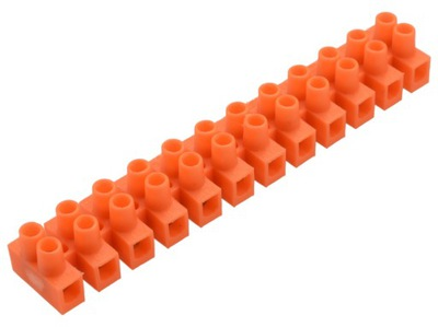 Планка блок разъем кубик 12 -torowa 6mm2