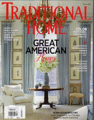 TRADITIONAL HOME 10/2015  USA
