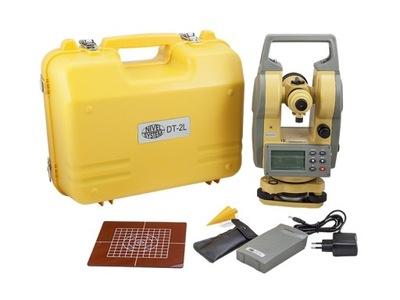 Na Nivel Systému elektronických theodolite DT-2L laser