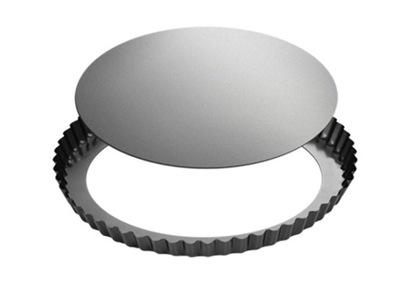 Nádoba, forma na pečenie - FORMA BLACHA DO TARTY POWŁOKA NON-STICK 28 cm