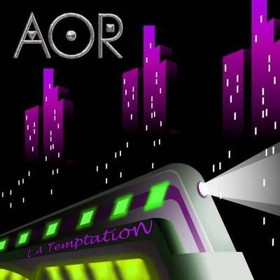 AOR/F.Slama - L.A. Temptation (2012) / CD RARE