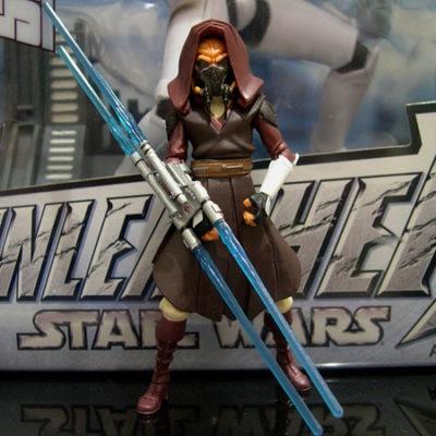 FIGURKA star wars clone wars PLO KOON Jedi  hasbro