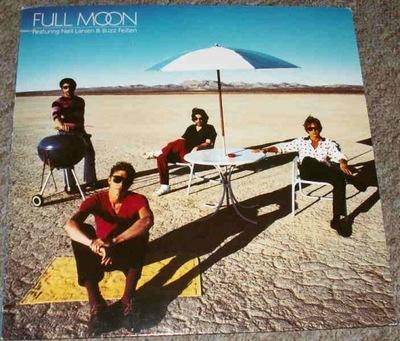 Fool Moon & Neil Larsen Buzz Feiten -LP Ger.nm