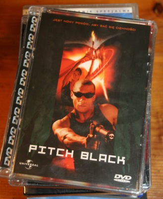 PITCH BLACK     DVD
