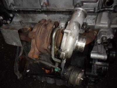 astra g zafira a dtl turbo турбина 90531518, фото 1