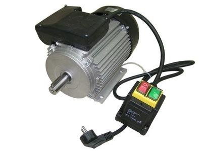 MOTORA: 2,2 kW/230 V elektrický spínač,1faz 1400