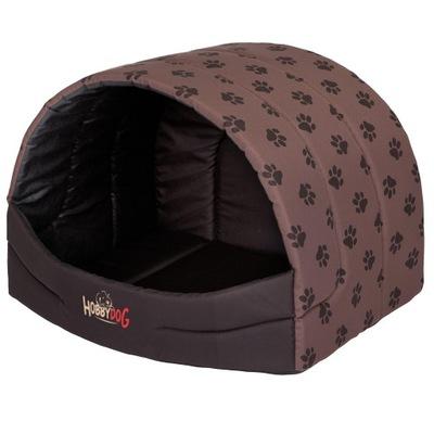 BUDA Hobbydog domek legowisko dla PSA R4: 60x49x42