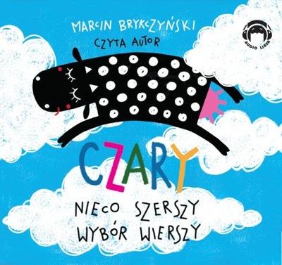 Czary - nieco szerszy wybór wierszy AUDIOBOOK 1CD