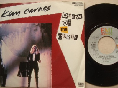 KIM CARNES - DRAW OF THE CARDS - BREAK THE RULES