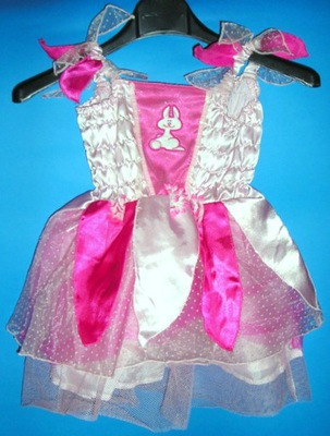 Sukienka na BAL OKAZJE LADYBIRD r. 86-92/1-2 lat
