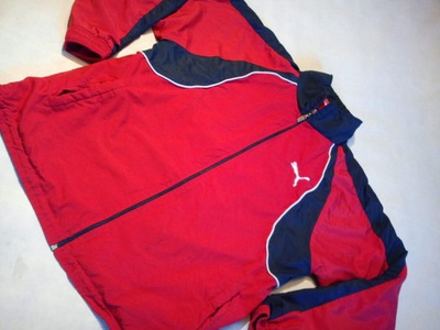 PUMA SPORT LIFESTYLE 100%POLYESTER MADE IN EGYPT L